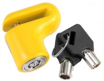 Велозамок Stels ключ на дисковый тормоз 83205
