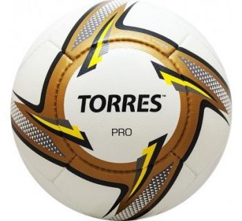 Мяч футбольный Torres T-Pro р.5 F31899