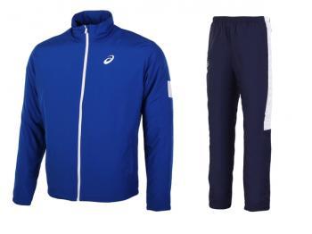 Костюм мужской спортивный (куртка+брюки) Asics Padded Suit