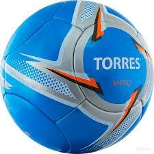 Мяч футбольный Torres M-Pro Blue №5, арт. F319125