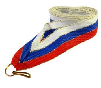 Лента для медали с нитью