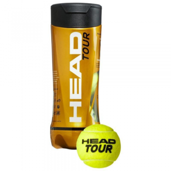 Мяч для большого тенниса Head Tour 3 шт, арт. 570703