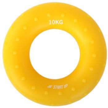 Эспандер кистевой круглый с рельефом NT34036