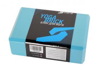 Блок для йоги Start Up 22*15.2*7.6см NT18020