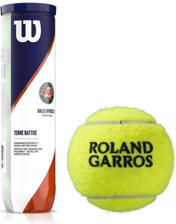 Мяч б/т WILSON Roland Garros 3шт WRT126400